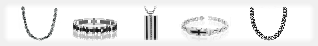 Fashion Jewelry made for Men at Bjorkheims Diamonds